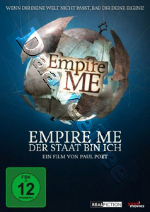 Empire Me: New Worlds Are Happening! (DVD)