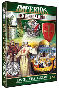 Empires Series Collection (Crusades and Islam) - 2-DVD Set (DVD)