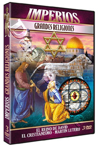Empires Series Collection (Great Religions) - 3-DVD Set (DVD)