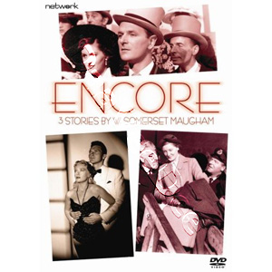 Encore - 3 Stories by W. Somerset Maugham (DVD)