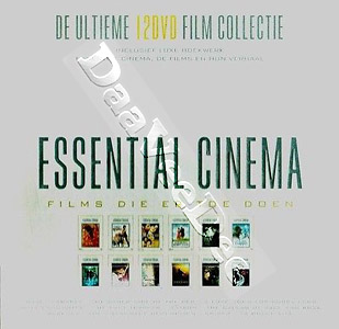 Essential Cinema Collection - 12-DVD Box Set (DVD)