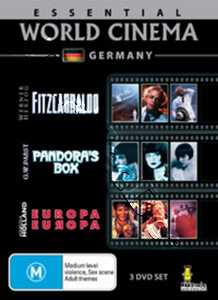 Essential World Cinema - Germany Collection - 3-DVD Set (DVD)
