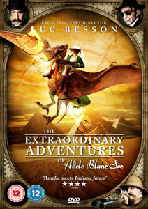 The Extraordinary Adventures of Ad�le Blanc-Sec  (2010) (DVD)