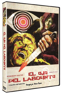 Eye in the Labyrinth (DVD)
