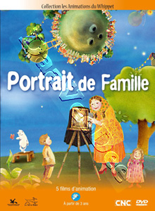 Family Portrait (5 Animated Films) (DVD)