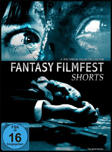 Fantasy Filmfest Shorts - 2-DVD Set (DVD)