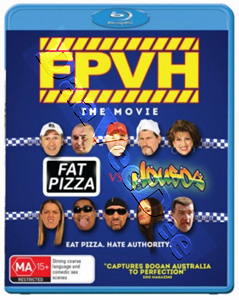 Fat Pizza vs. Housos (2014) (Blu-Ray)