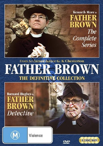 Father Brown - Complete Series / Father Brown - Detective - 5-DVD Set