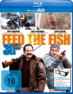 Feed the Fish 3D (Blu-Ray)