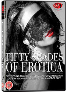 Fifty Shades of Erotica (DVD)