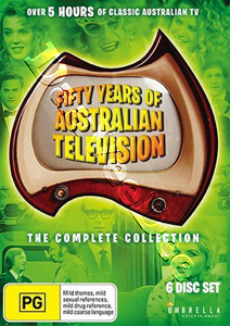 Fifty Years Of Australian Television - The Complete Collection 6-DVD Set