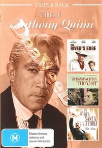 Films of Anthony Quinn (DVD)