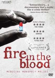 Fire in the Blood (DVD)