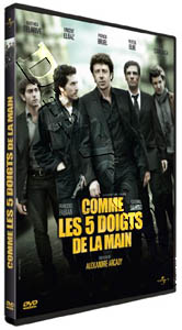 Five Brothers (DVD)