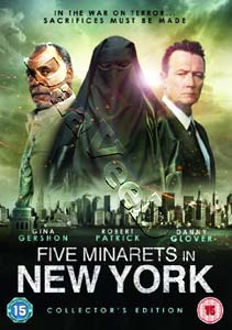 Five Minarets in New York  (2010) (DVD)