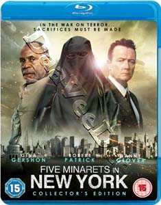 Five Minarets in New York (2010) (Blu-Ray)