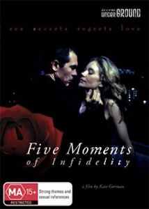 Five Moments of Infidelity (DVD)