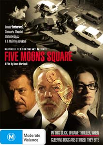 Five Moons Square (DVD)