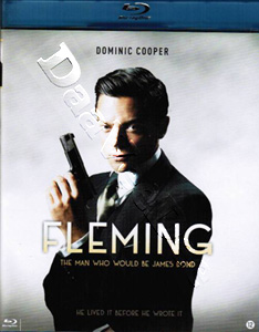 Fleming: The Man Who Would Be Bond (Blu-Ray)