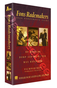 Fons Rademakers Collection (3 Films) - 4-DVD Box Set (DVD)