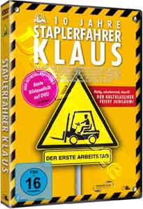 Forklift Driver Klaus: The First Day on the Job (DVD)
