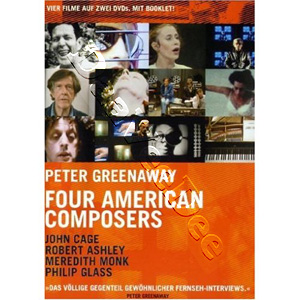 Four American Composers 2-DVD Set (DVD)