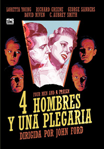 Four Men and a Prayer  (1938)