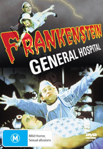 Frankenstein General Hospital (DVD)