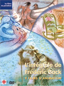 Frédéric Back Collection - 4-DVD Box Set (DVD)