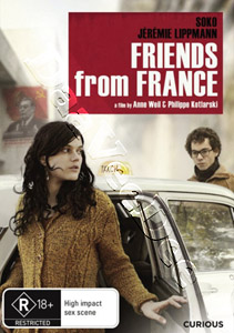 Friends from France (DVD)