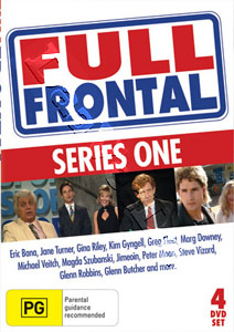 Full Frontal - Series One - 4-DVD Set (DVD)