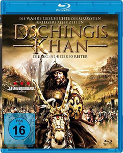 Genghis: The Legend of the Ten (Blu-Ray)