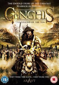 Genghis: The Legend of the Ten (2012) (DVD)