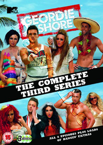 Geordie Shore (Complete Series 3) - 3-DVD Set (DVD)