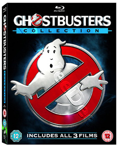 Ghostbusters 1-3 Collection (Blu-Ray)