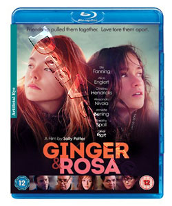 Ginger & Rosa (2012) (Blu-Ray)
