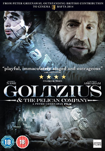 Goltzius and the Pelican Company (2012) (DVD)