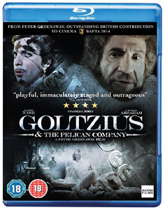 Goltzius and the Pelican Company (2012) (Blu-Ray)