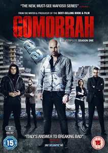 Gomorrah (Complete Season 1) - 4-DVD Set (DVD)
