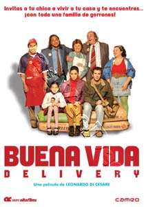 Good Life Delivery (DVD)