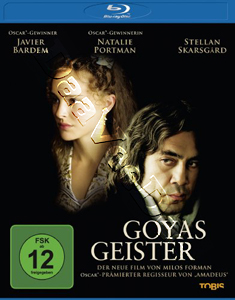 Goya's Ghosts (2006)  (Blu-Ray)