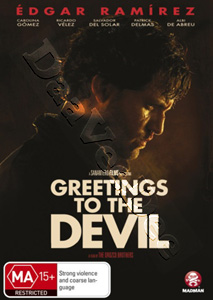 Greetings to the Devil (DVD)
