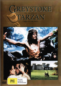 Greystoke: The Legend of Tarzan, Lord of the Apes (1984)  (DVD)