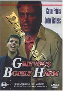 Grievous Bodily Harm (DVD)