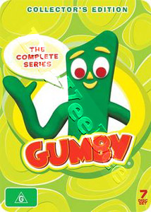 Gumby (Complete Series) - 7-DVD Box Set (DVD)