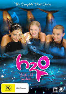 H2o just add water complete season one 6 dvd set for H2o just add water season 3 episode 1