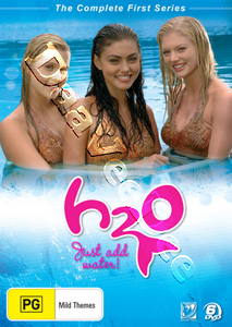 H2O: Just Add Water - Complete Season One - 6-DVD Set (DVD)