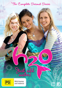 H2O: Just Add Water - Complete Season Two - 6-DVD Set (DVD)