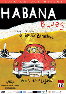 Habana Blues (DVD)