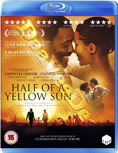 Half of a Yellow Sun (Blu-Ray)